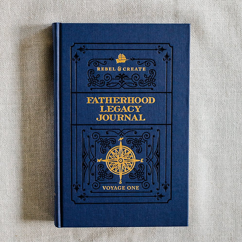 Fatherhood Legacy Journal
