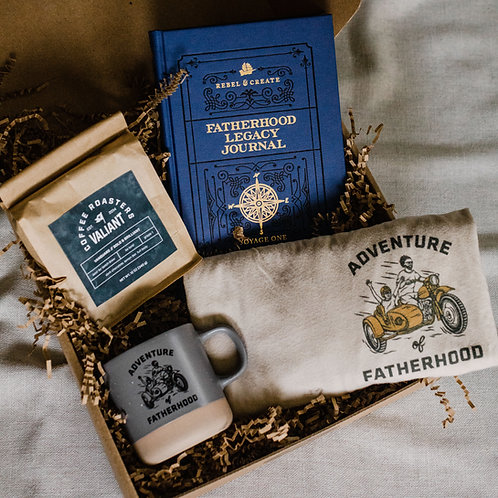 Adventure of Fatherhood Dad Box