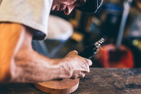 New Orleans custom millwork, custom woodwork, craftsman, Inhab Millworks