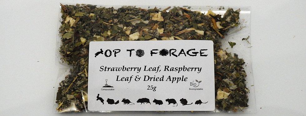 Strawberry Leaf, Raspberry Leaf & Dried Apple (25g)