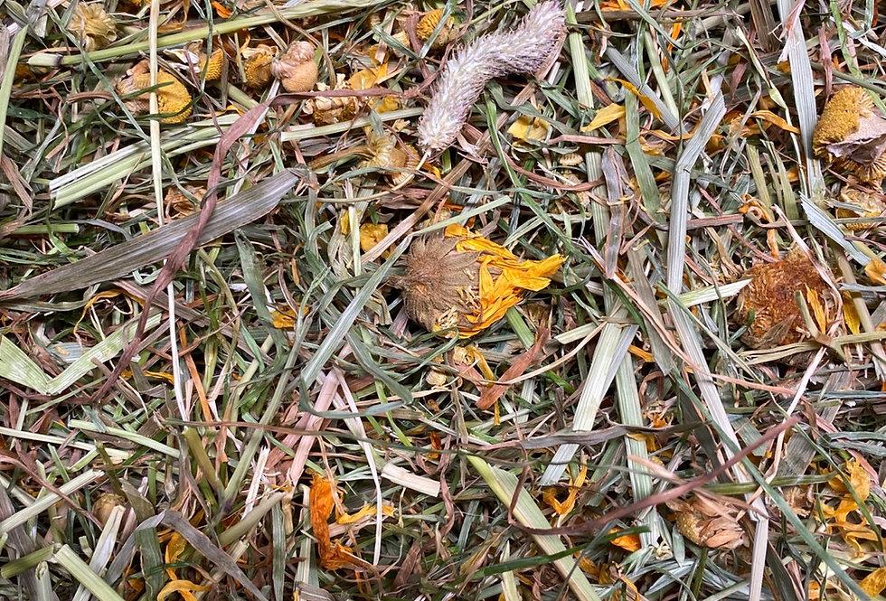 Chamomile & Marigold Hay Blend (100g)