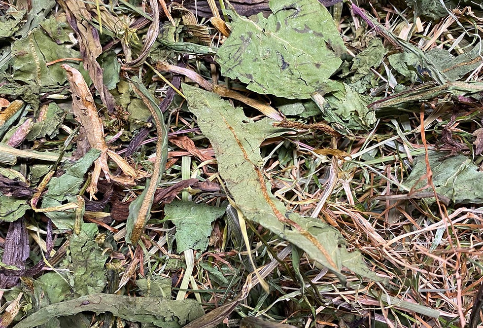 Dandelion & Plantain Hay Blend (100g)