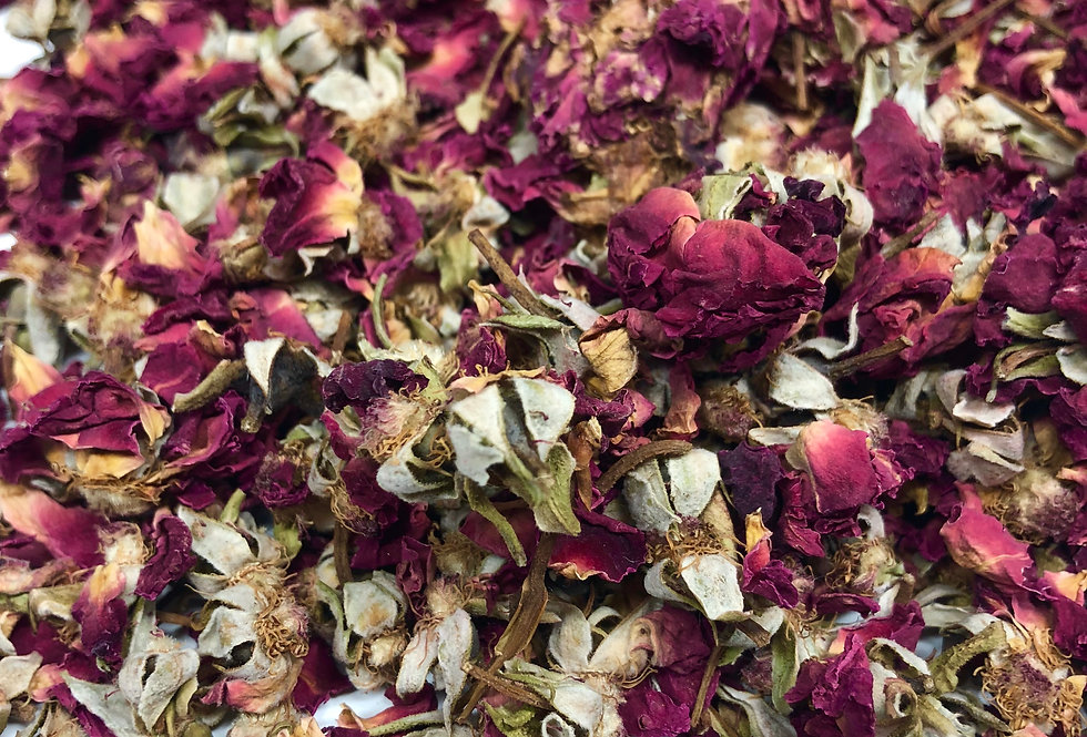Whole Rose Flowers (50g)