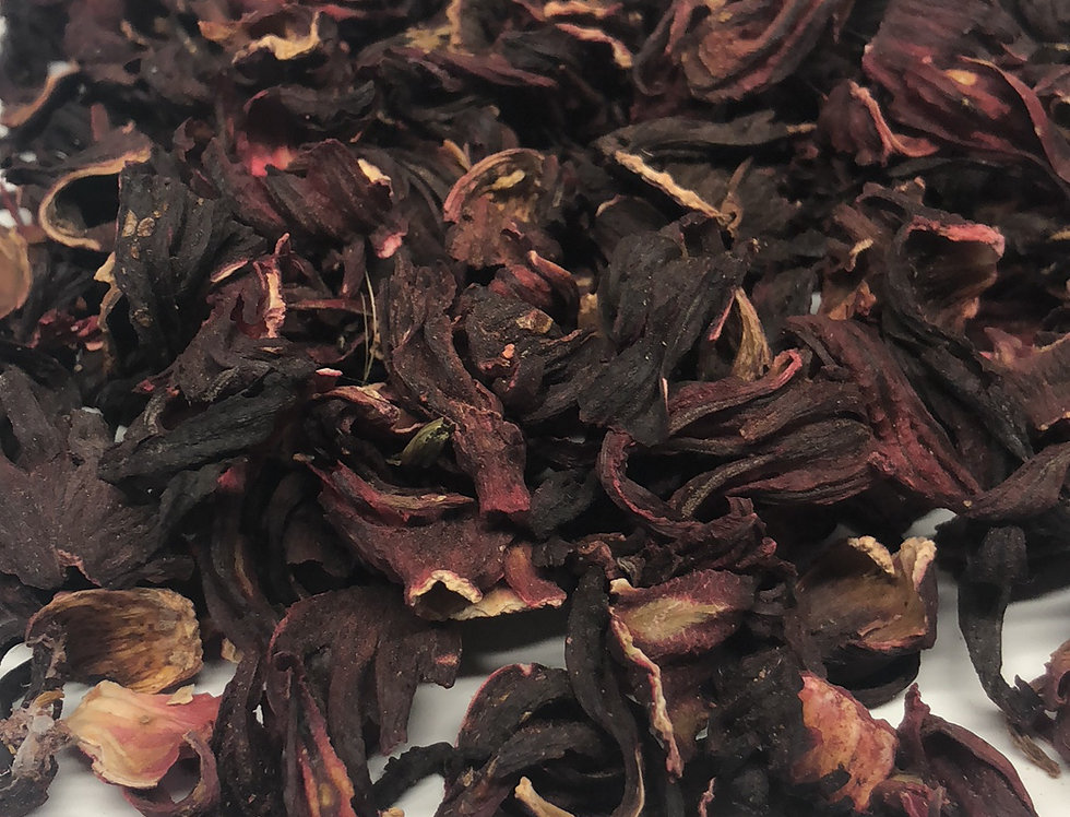 Whole Hibiscus Flowers (50g)