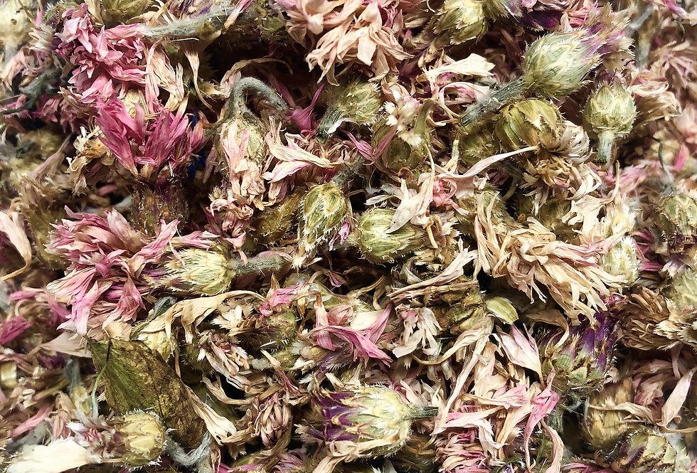 Pink Cornflowers (50g)