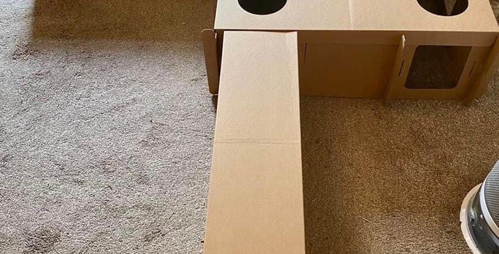 Cardboard Tunnels (Twin Pack)