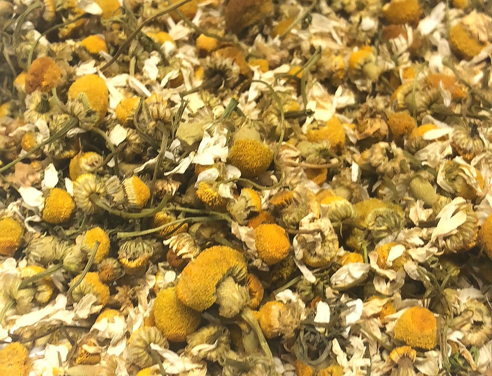 Chamomile Flowers (100g)