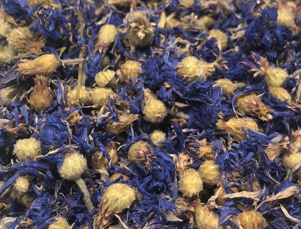 Blue Cornflowers (50g)