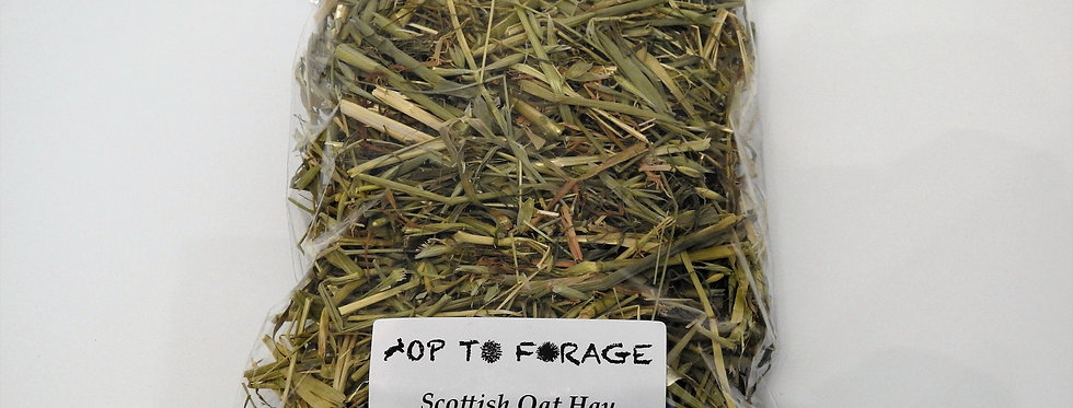 Scottish Oat Hay (100g)