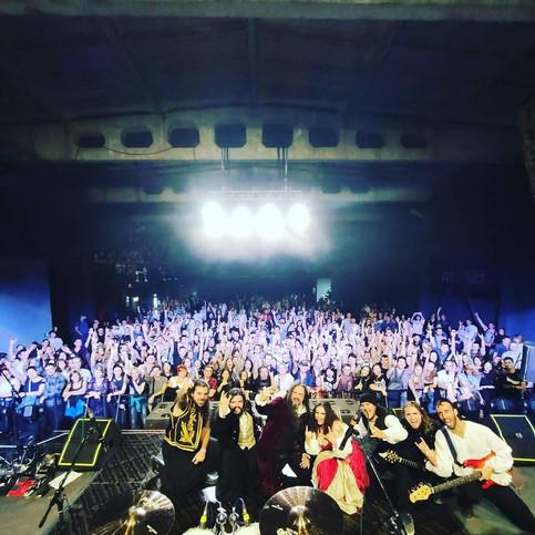 Tarja Tour: Photos & Thank You!