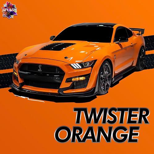 Mustang Twister Orange