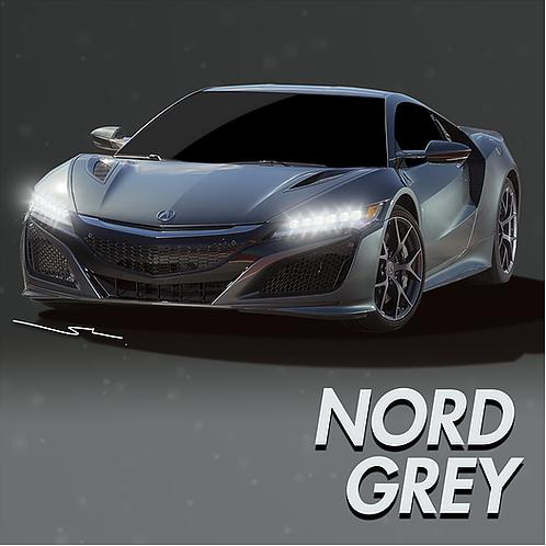 Honda Nord Grey
