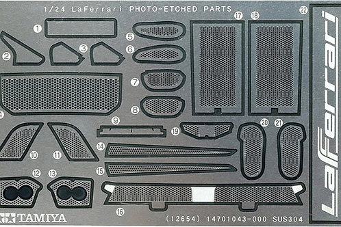 LaFerrari Photo Etched Parts Set for Tamiya 24333/24347