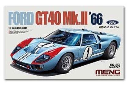 1/12 Ford GT40 Mk.II '66
