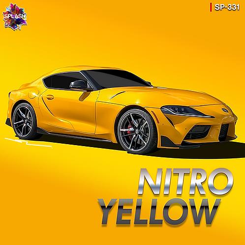 Supra Nitro Yellow