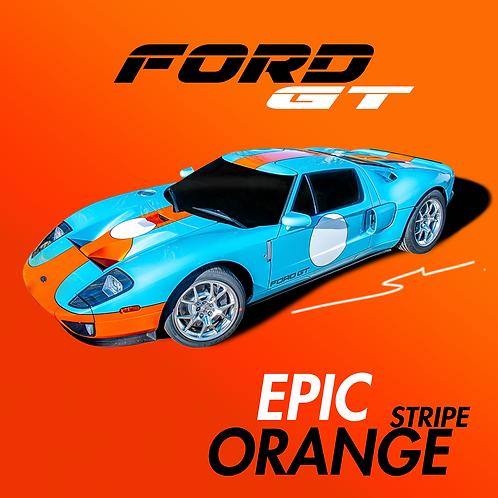 Ford Epic Orange
