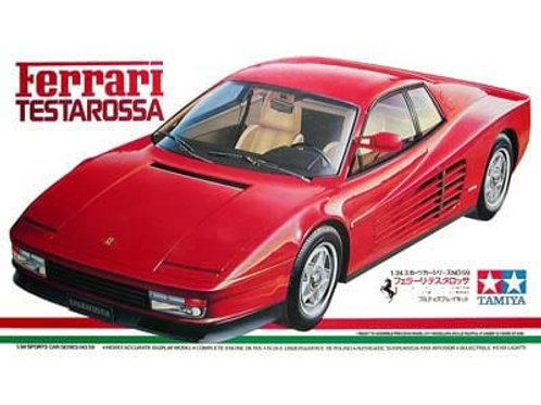 1/24 Tamiya Ferrari Testarossa