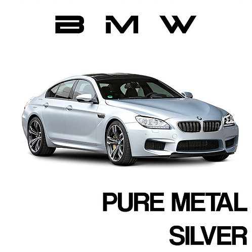 BMW Pure Metal Silver