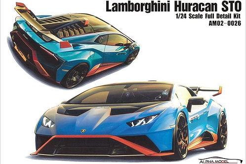 LAMBORGHINI Huracan STO Full Detail Kit
