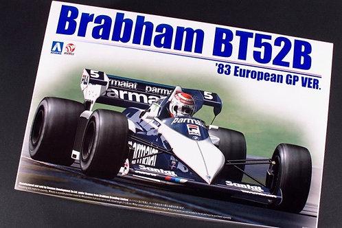 1/20 Brabham BT52B 83' European GP.