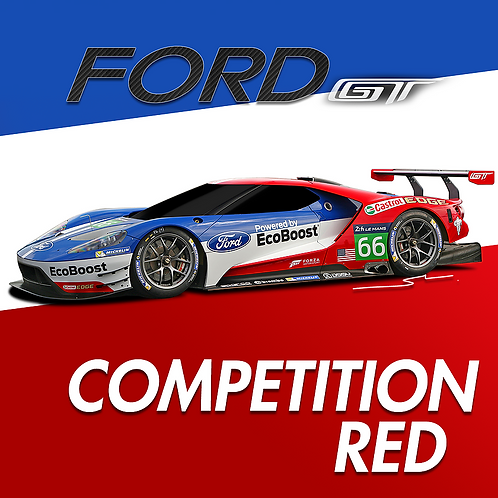 Ford Competition Red