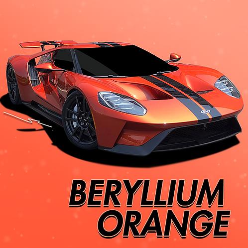 Ford Beryllium Orange