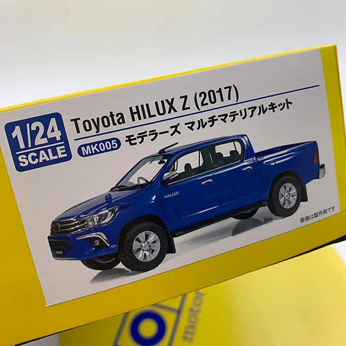 Toyota Hilux Z (2017)