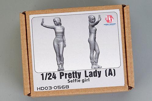 1/24 Pretty Lady (A)