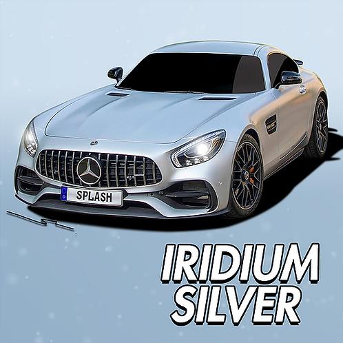 Mercedes Benz Iridium Silver