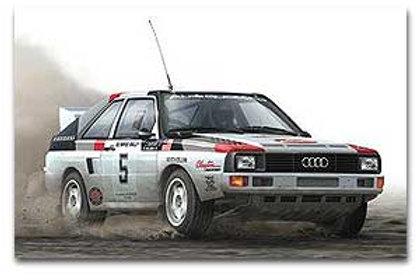 1/24 Audi Quattro S1 1986 US Olympus Rally