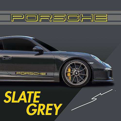 Porsche Slate Grey