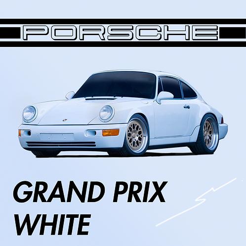 Grand Prix White