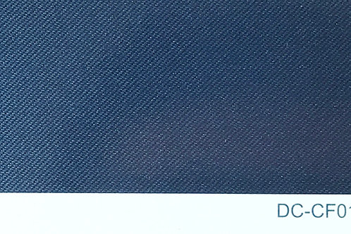 Carbon Fiber Decal (Point Twill Blue Base M)