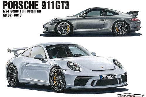 1/24 Porsche 911 GT3