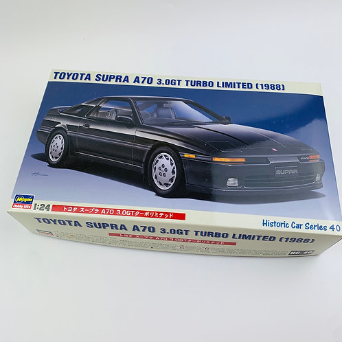1/24 Hasegawa Toyota Supra A70 3.0GT Turbo (Limited)