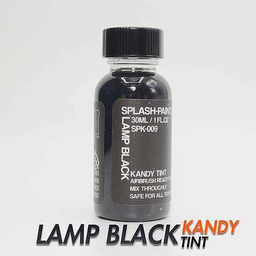 Lamp Black Kandy Tint