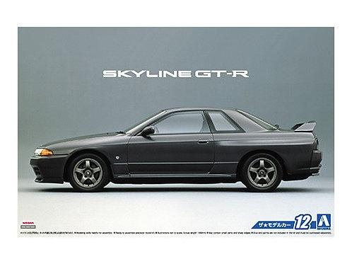1/24 Aoshima NISSAN BNR32 SKYLINE GT-R '89