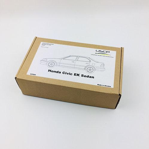 1/24 Honda Civic EK Sedan Resin Transkit