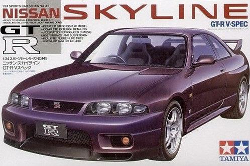 1/24 Tamiya Nissan Skyline GTR V-Spec