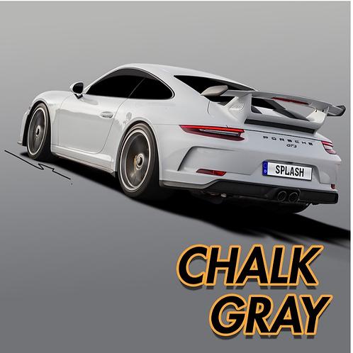 Porsche Chalk Gray