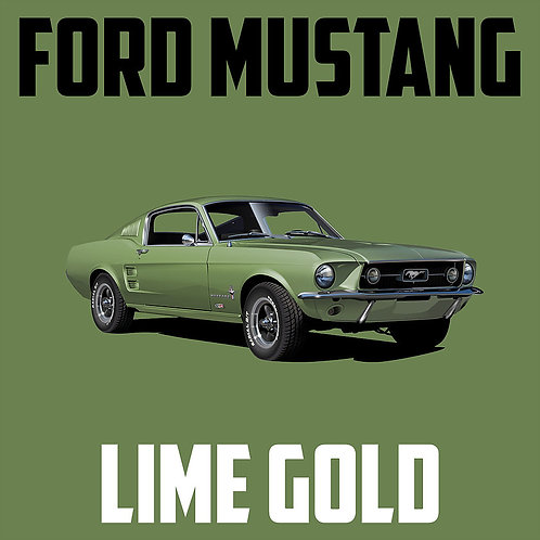 Ford Lime Gold