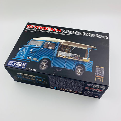 1/24 Ebbro Citroen H Mobile Kitchen