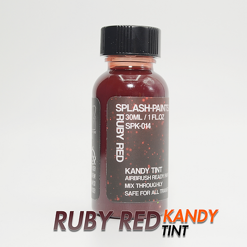 Ruby Red Kandy Tint