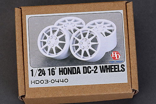 "1/24 16"" Honda DC2 Wheels"