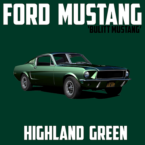 Ford Highland Green