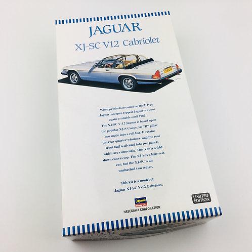 1/24 Jaguar XJ-S V12 Cabriolet