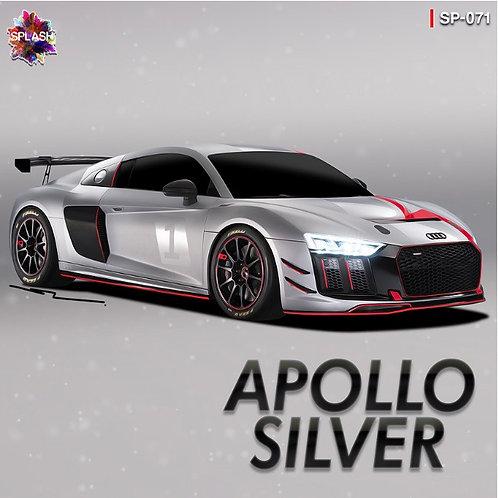 Audi Apollo Silver
