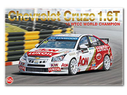 1/24 Nunu Chevrolet Cruze 1.6T 2013 WTCC World Champion
