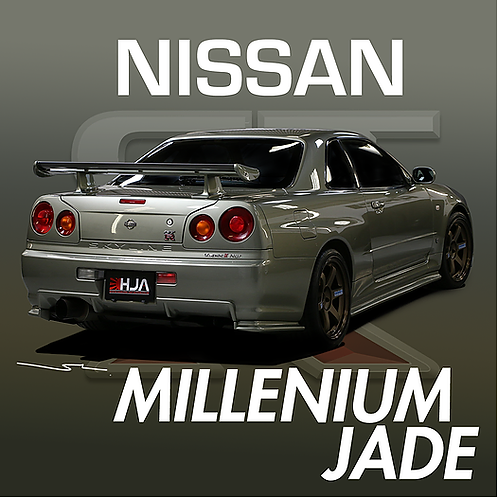 Nissan Millenium Jade