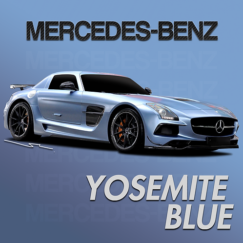 Mercedes-Benz Yosemite Blue